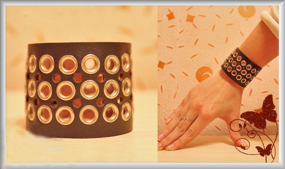 Браслет кожаный Блу-АшКожаные браслеты<br>Размер: 21<br><br>Принадлежность: Женская одежда<br>Основной материал: Натуральная кожа<br>Страна - производитель ткани: Россия, г. Иваново<br>Вид товара: Аксессуары<br>Материал: Натуральная кожа<br>Длина: 8<br>Ширина: 8<br>Высота: 2<br>Размер RU: 21