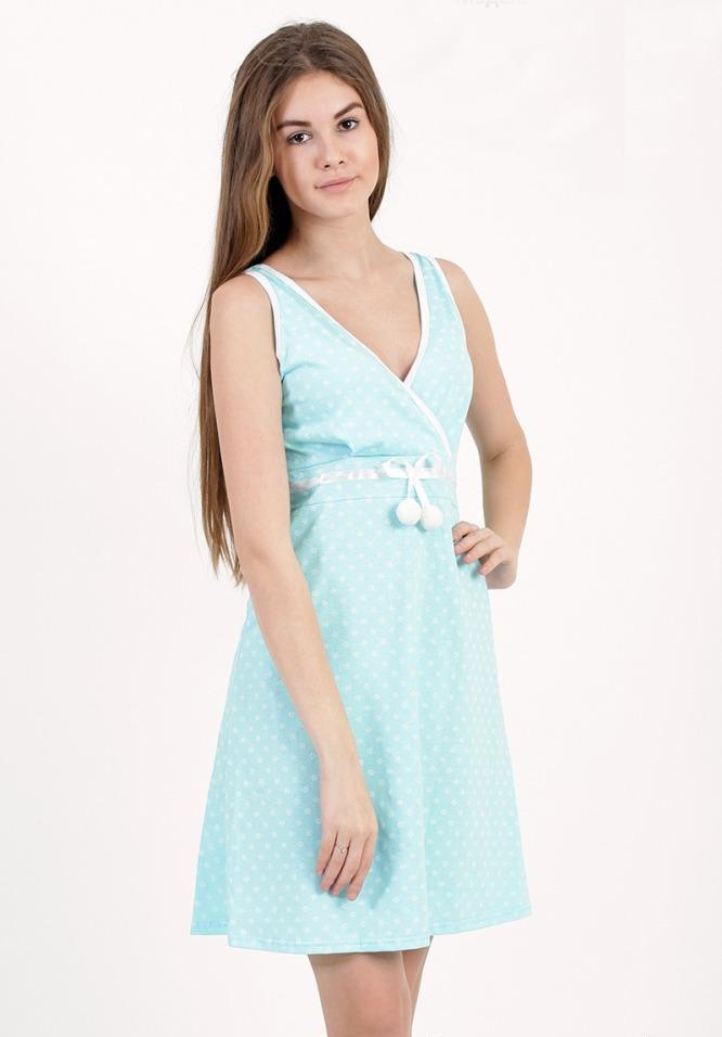 Ночная сорочка КейлаСорочки и ночные рубашки<br>Размер: 44<br><br>Высота: 4<br>Размер RU: 44