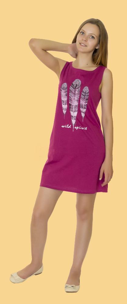 Ночная сорочка ДжитаСорочки и ночные рубашки<br>Размер: 46<br><br>Высота: 7<br>Размер RU: 46