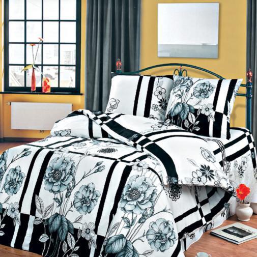 Постельное белье Возрождение черно-белый (бязь) 2 спальныйПРЕМИУМ<br>Размер: 2 спальный<br><br>Принадлежность: Для дома<br>Плотность КПБ: 125 гр/кв.м<br>Категория КПБ: Цветы и растения<br>По назначению: Повседневные<br>Рисунок наволочек: Расположение элементов расцветки может не совпадать с рисунком на картинке<br>Основной материал: Бязь<br>Вид товара: КПБ<br>Материал: Бязь<br>Сезон: Круглогодичный<br>Плотность: 125 г/кв. м.<br>Состав: 100% хлопок<br>Комплектация КПБ: Пододеяльник, простыня, наволочка<br>Длина: 37<br>Ширина: 27<br>Высота: 8<br>Размер RU: 2 спальный