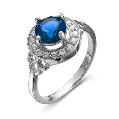 Кольцо серебряное 2386536Д3Серебряные кольца<br>Вес  3,29<br>Вставка  фианиты<br>Покрытие  родирование Размер: 17.0<br><br>Высота: 3<br>Размер RU: 17.0