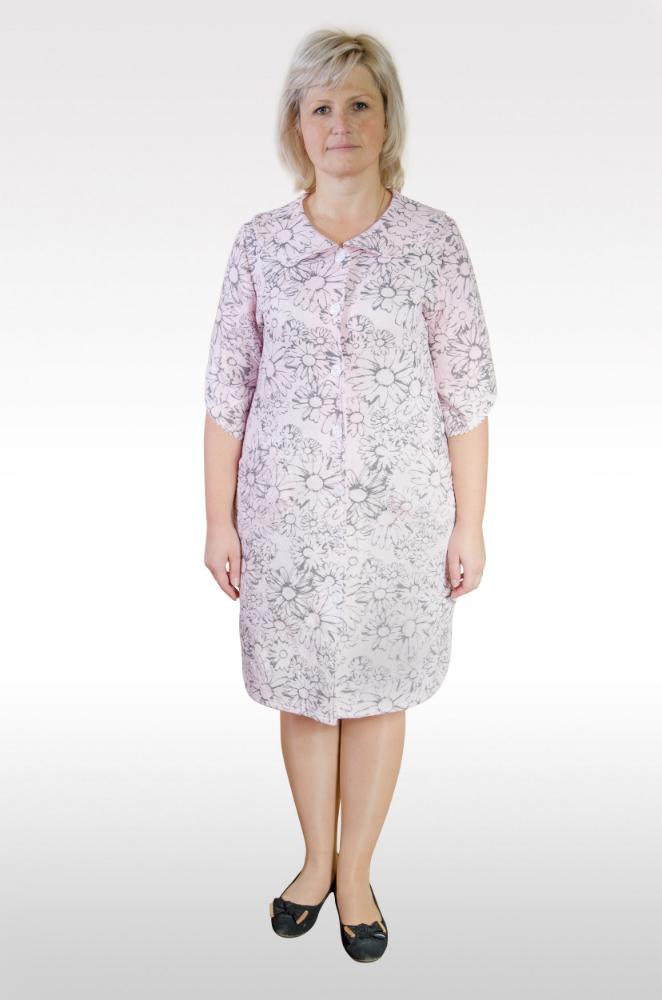 Халат женский НоктюрнТеплые халаты<br>Размер: 56<br><br>Высота: 11<br>Размер RU: 56