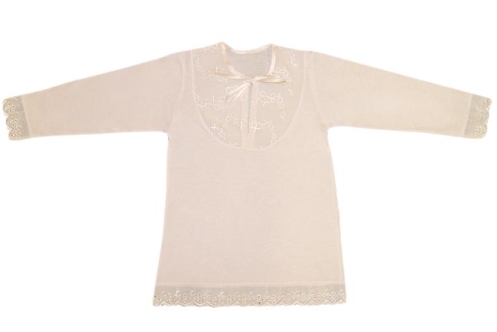 Сорочка крестильная Малышка 26