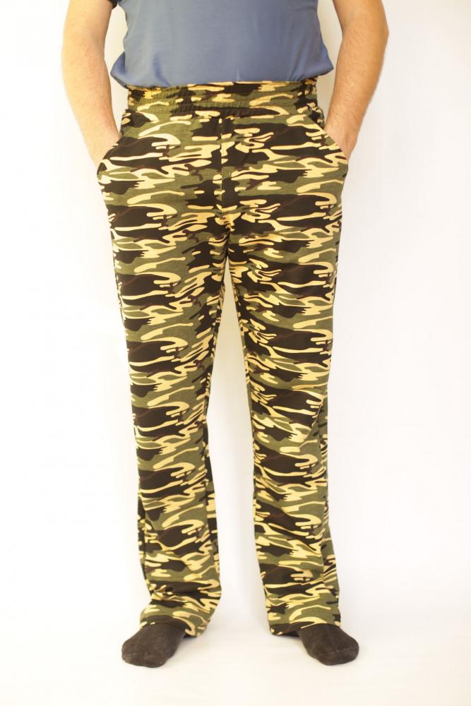 Брюки мужские ХакиДомашние брюки<br>Размер: 54<br><br>Высота: 9<br>Размер RU: 54