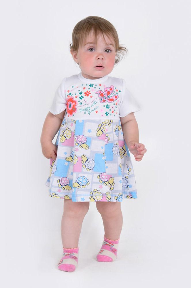 Платье ЛизаПлатья<br>Носить платья девочки должны с самого раннего возраста. И пусть сначала они не будут такими изящными и элегантными, как у мамы, но зато они будут не менее красивыми и, конечно же, удобными.  Таким же является и детское платье Лиза для маленькой девочки дошкольного возраста! Оно сшито из самой нежной ткани с натуральным хлопковым составом - кулирки, и вашей дочке понравится носить его, ведь помимо того, что оно красивое, оно еще имеет такую приятную текстуру!   А вам понравится, что при таком замечательном качестве детское платье Лиза имеет совсем невысокую цену!   Размер: 34<br><br>Принадлежность: Детская одежда<br>Возраст: Дошкольник (1-6 лет)<br>Пол: Девочка<br>Основной материал: Кулирка<br>Страна - производитель ткани: Россия, г. Иваново<br>Вид товара: Детская одежда<br>Материал: Кулирка<br>Длина: 18<br>Ширина: 12<br>Высота: 2<br>Размер RU: 34