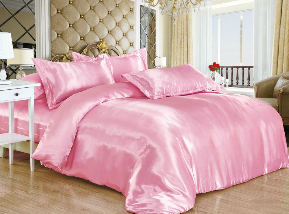 """Постельное белье """"Сладкий сон"""" (шелк искусственный) 1,5 спальный"""