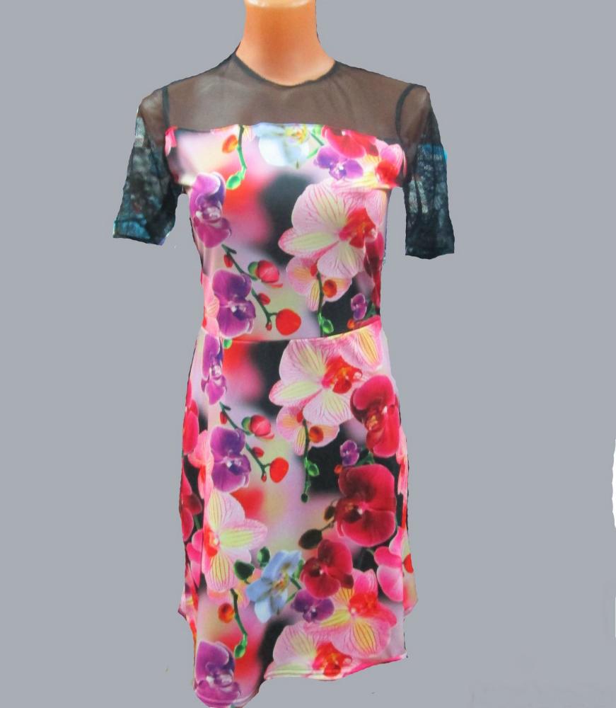 Платье женское ОрхидеяПлатья<br>Размер: 46<br><br>Высота: 4<br>Размер RU: 46