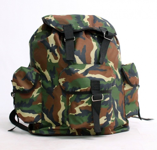 Рюкзак с люверсами КМФ