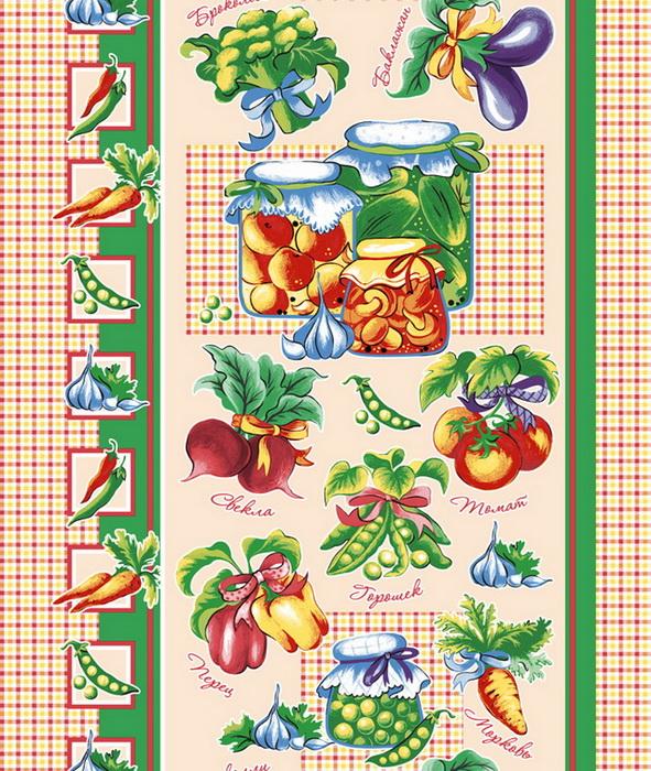 Полотенце вафельное Овощи 50х70Кухонные полотенца<br>Каждая хозяйка знает, насколько важен кухонный текстиль и его качество. Именно он постоянно контактирует со влагой, запахами и загрязнениями, так что износостойкость и неприхотливость материала - одни из основных критериев выбора.<br>Полотенце вафельное Овощи обладает оптимальной гигроскопичностью, хорошо впитывает, легко отстирывается в машинке, практически не мнется и не требует специфического ухода. Ткань не деформируется и долго не теряет цвет даже при интенсивном использовании с регулярными стирками.<br>Среди основных преимуществ вафельных полотенец Овощи - минимальная стоимость, позволяющая легко приобрести необходимое количество изделий при скромном бюджете. Размер: 50х70<br><br>Высота: 2<br>Размер RU: 50х70
