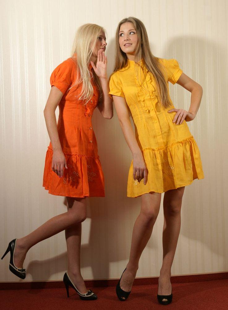 Платье льняное ЛивияПлатья<br>Размер: 46<br><br>Принадлежность: Женская одежда<br>Основной материал: Лен<br>Страна - производитель ткани: Россия, г. Пучеж<br>Вид товара: Одежда<br>Материал: Лен<br>Длина: 18<br>Ширина: 12<br>Высота: 7<br>Размер RU: 46