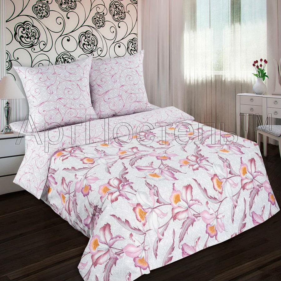 Постельное белье Моника (поплин) 1,5 спальныйПоплин<br>Размер: 1,5 спальный<br><br>Принадлежность: Для дома<br>Плотность КПБ: 115 гр/кв.м<br>Категория КПБ: Цветы и растения<br>По назначению: Повседневные<br>Рисунок наволочек: Расположение элементов расцветки может не совпадать с рисунком на картинке<br>Основной материал: Поплин<br>Вид товара: КПБ<br>Материал: Поплин<br>Сезон: Круглогодичный<br>Плотность: 115 г/кв. м.<br>Состав: 100% хлопок<br>Комплектация КПБ: Пододеяльник, простыня, наволочка<br>Длина: 37<br>Ширина: 26<br>Высота: 7<br>Размер RU: 1,5 спальный