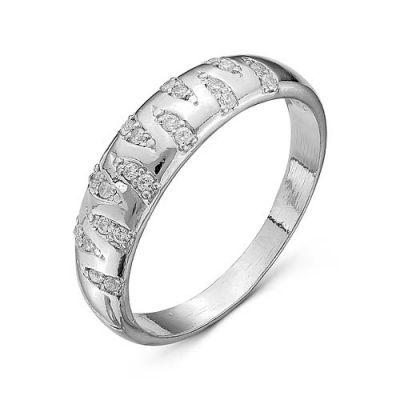 """Кольцо серебряное """"2387252"""" от Grandstock"""