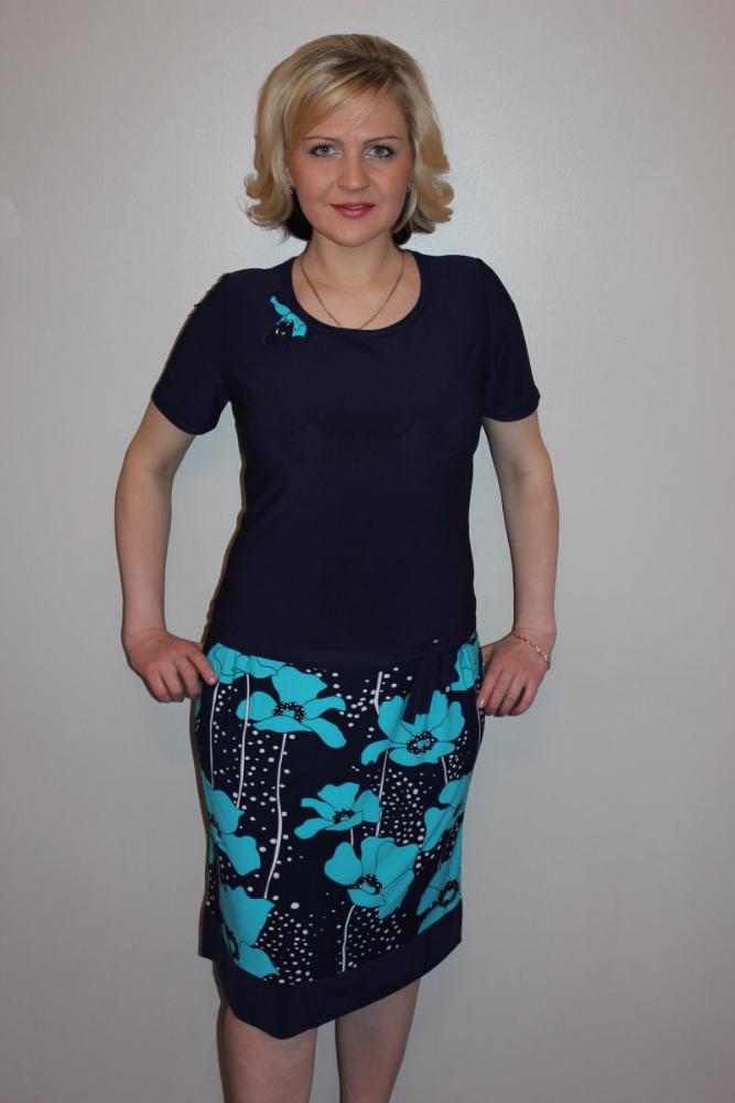 Платье женское БиндиПлатья<br>Размер: 48<br><br>Высота: 7<br>Размер RU: 48