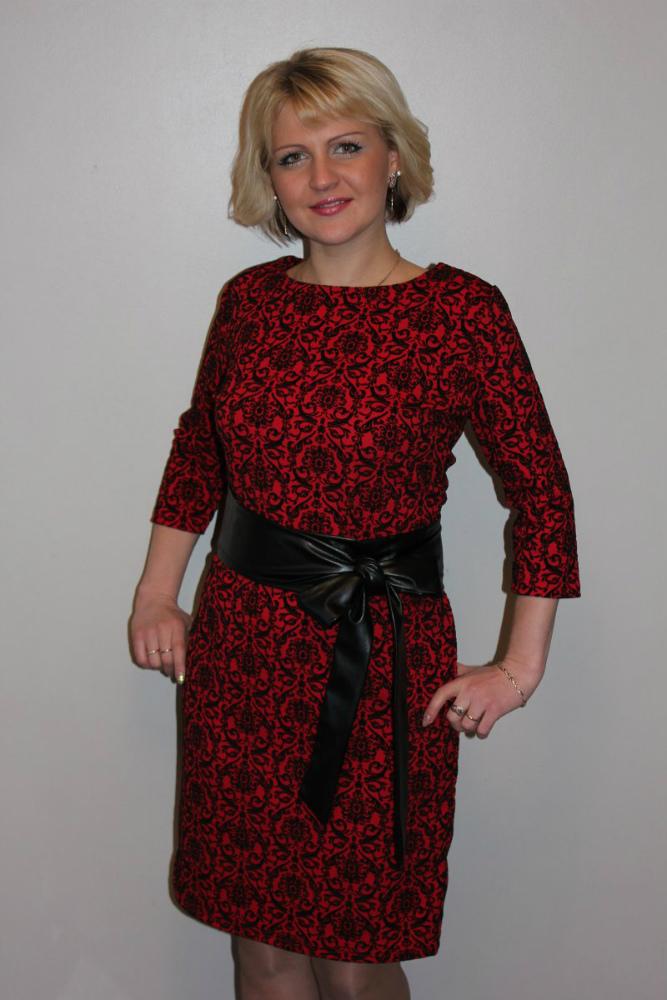 Платье женское АйзаПлатья<br>Размер: 50<br><br>Высота: 7<br>Размер RU: 50
