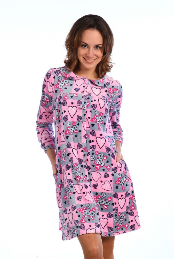 Халат женский ИтакаТеплые халаты<br>Размер: 44<br><br>Принадлежность: Женская одежда<br>Основной материал: Велюр<br>Вид товара: Одежда<br>Материал: Велюр<br>Состав: 80% хлопок, 20% полиэстер<br>Длина рукава: Длинный<br>Длина: 25<br>Ширина: 20<br>Высота: 9<br>Размер RU: 44