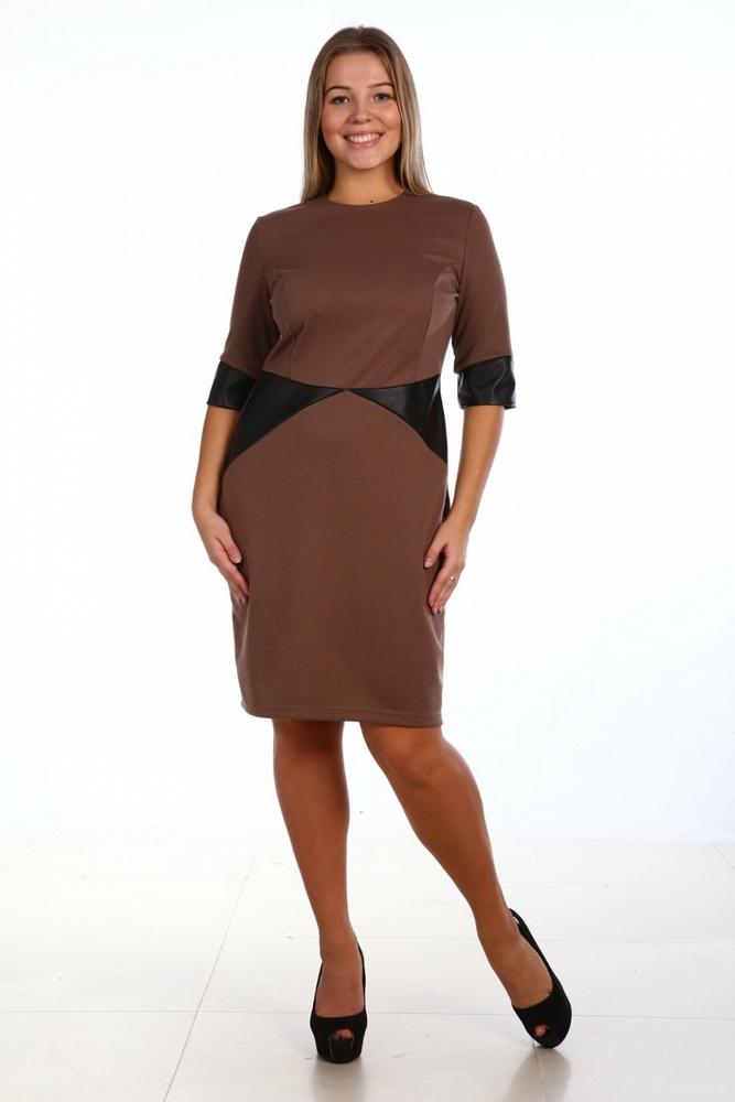 Платье женское СтанисаПлатья<br>Размер: 52<br><br>Длина платья: Миди<br>Принадлежность: Женская одежда<br>Основной материал: Милано<br>Страна - производитель ткани: Россия, г. Иваново<br>Вид товара: Одежда<br>Материал: Милано<br>Длина рукава: Средний<br>Длина: 18<br>Ширина: 12<br>Высота: 7<br>Размер RU: 52