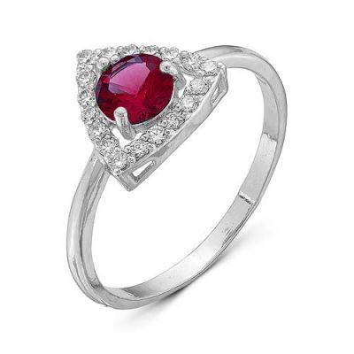 Кольцо серебряное 2387054Д8Серебряные кольца<br>Вес  2,46<br>Вставка  фианиты<br>Покрытие  родирование Размер: 19.5<br><br>Высота: 3<br>Размер RU: 19.5