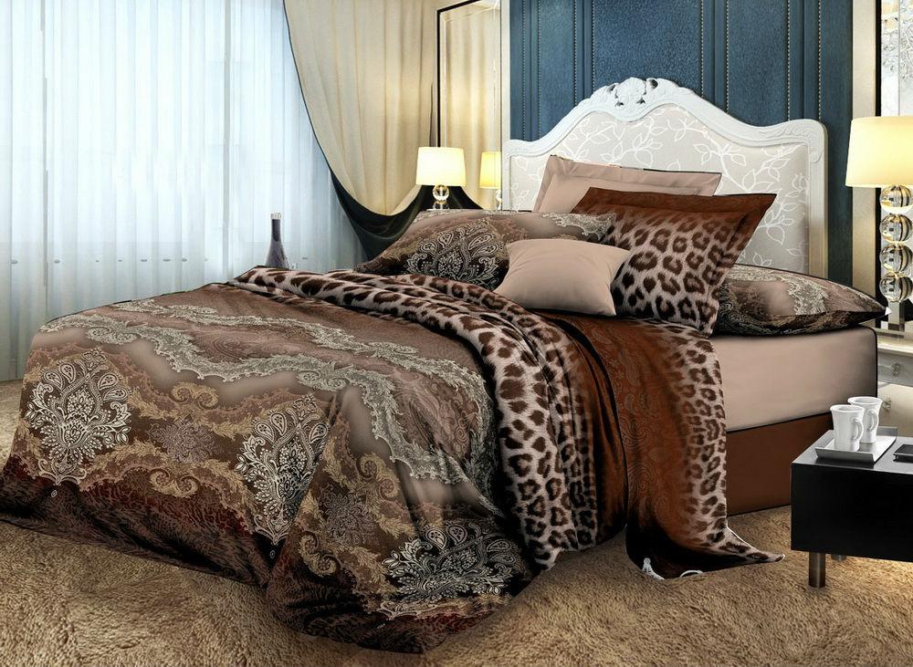 Постельное белье Сидней (жатка) 1,5 спальный (простыня на резинке)