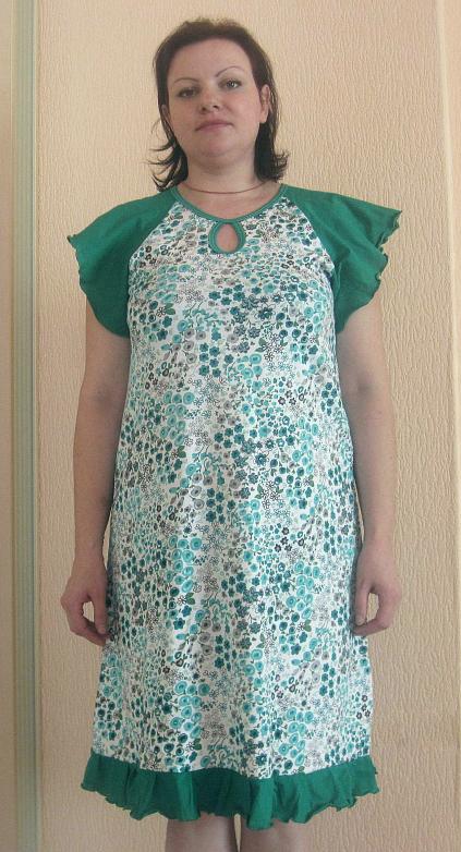 Ночная сорочка МинерваСорочки и ночные рубашки<br>Размер: 62<br><br>Высота: 7<br>Размер RU: 62