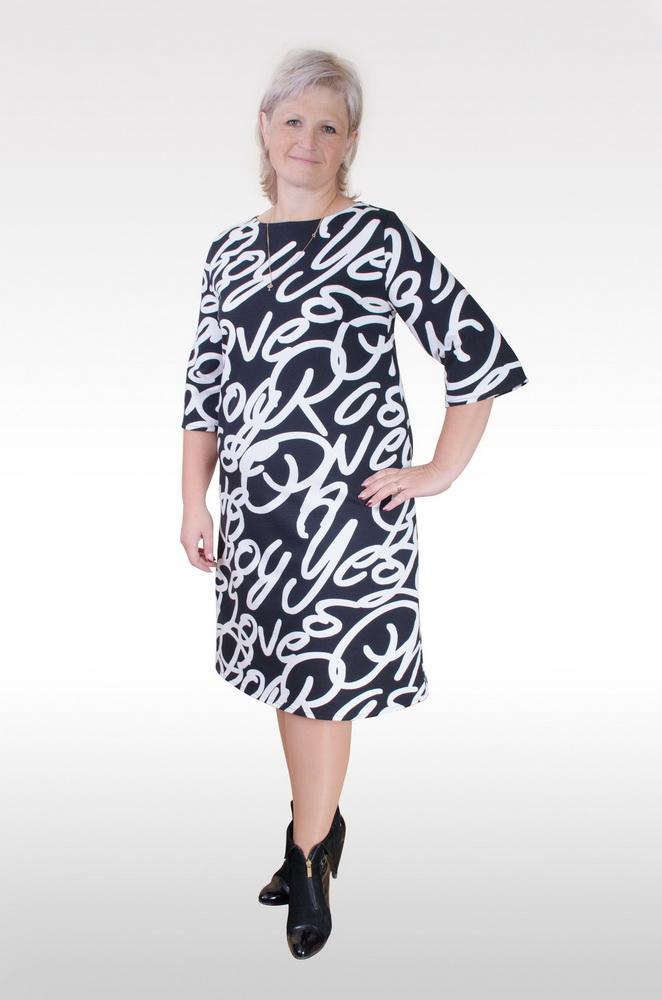 Платье женское КанделараПлатья<br>Размер: 46<br><br>Длина платья: Миди<br>Принадлежность: Женская одежда<br>Основной материал: Футер<br>Страна - производитель ткани: Россия, г. Иваново<br>Вид товара: Одежда<br>Материал: Футер<br>Длина рукава: Средний<br>Длина: 18<br>Ширина: 12<br>Высота: 7<br>Размер RU: 46