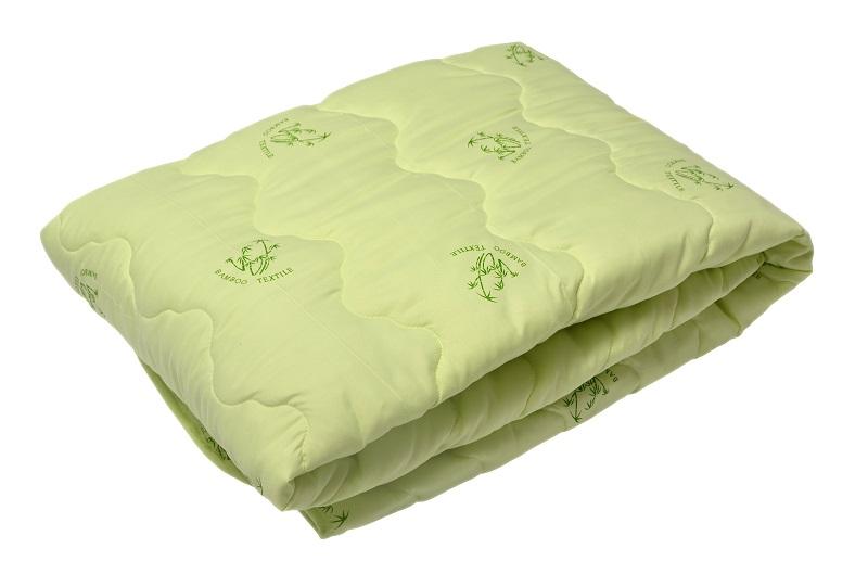 """Одеяло облегченное """"Нежность"""" (бамбук, тик) (2 спальный (172*205))"""