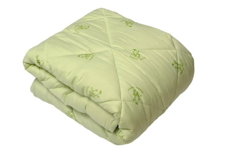 """Одеяло зимнее """"Аврора"""" (бамбук, полисатин) (Евро-1 (200*220))"""
