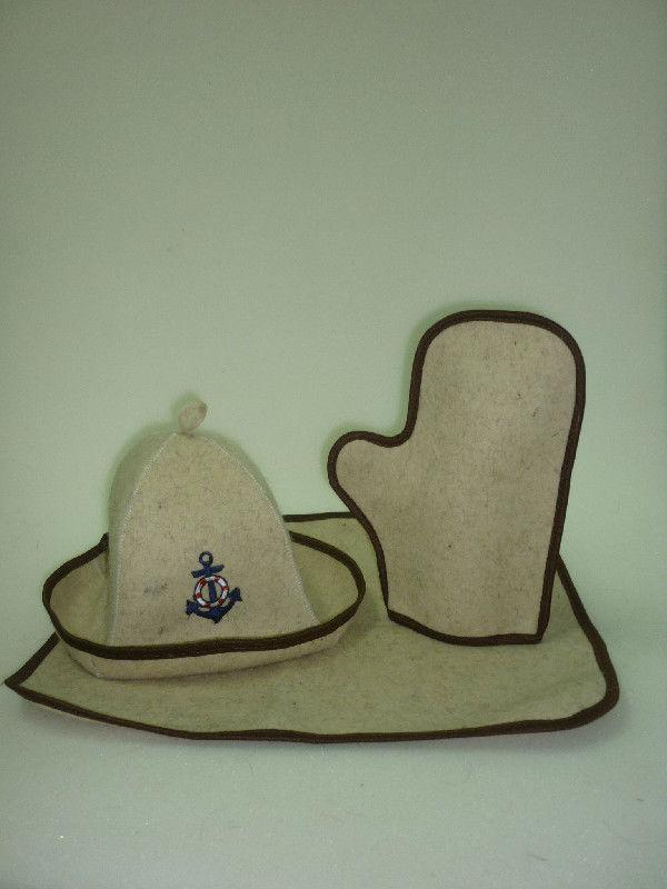 Набор для сауны (3 предмета) от Grandstock