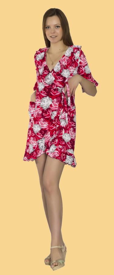 Халат женский УиннаТеплые халаты<br>Размер: 48<br><br>Принадлежность: Женская одежда<br>Основной материал: Махра<br>Вид товара: Одежда<br>Материал: Махра<br>Длина рукава: Короткий<br>Длина: 30<br>Ширина: 20<br>Высота: 11<br>Размер RU: 48