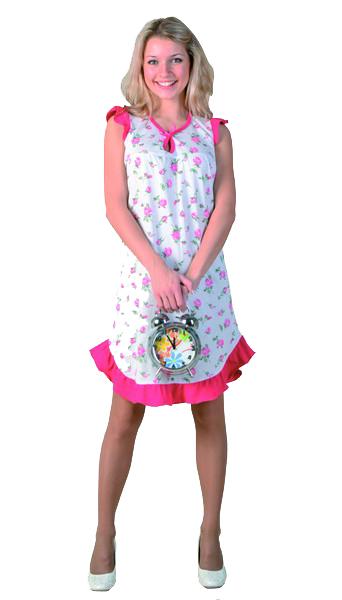 Ночная сорочка КонстанцаСорочки и ночные рубашки<br>Не знаете, что купить на ночь, чтобы полностью расслабиться и не думать о мелочах? Кокетливая, удобная, элегантная, а заодно - практичная и долговечная ночная сорочка Констанца - для вас!<br>Кулирка используется практически повсюду, для повседневной, домашней, детской одежды, легких летних вещей и белья. Это наглядно иллюстрирует ее удивительную практичность и универсальность. Натуральное сырье исключительно безопасно. Среди плюсов - оптимальная гигроскопичность.<br>Сорочки Констанца - в огромном ассортименте размеров, под любую фигуру. Учитывая низкую цену, можно легко приобрести несколько штук, для разных случаев и настроения. Размер: 52<br><br>Принадлежность: Женская одежда<br>Основной материал: Кулирка<br>Страна - производитель ткани: Россия, г. Иваново<br>Вид товара: Одежда<br>Материал: Кулирка<br>Длина рукава: Без рукава<br>Длина: 18<br>Ширина: 12<br>Высота: 7<br>Размер RU: 52