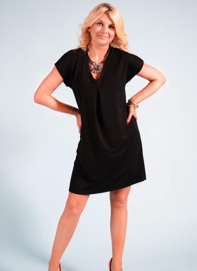 Платье женское БромлиПлатья<br>Размер: 54<br><br>Принадлежность: Женская одежда<br>Основной материал: Креп<br>Страна - производитель ткани: Россия, г. Иваново<br>Вид товара: Одежда<br>Материал: Креп<br>Длина рукава: Короткий<br>Длина: 18<br>Ширина: 12<br>Высота: 7<br>Размер RU: 54