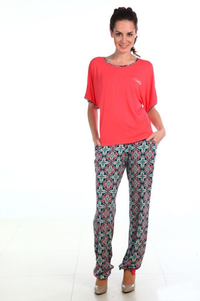 Костюм женский ШармельЛетние костюмы<br>Размер: 54<br><br>Высота: 7<br>Размер RU: 54