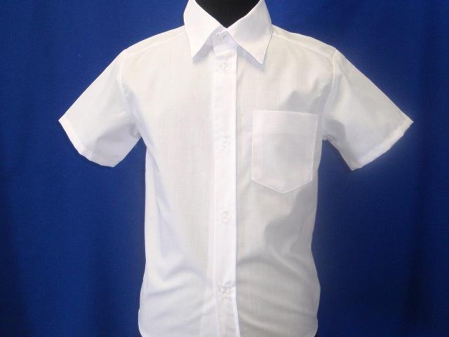 Сорочка белая Снежок (короткий рукав)Рубашки<br>Белая сорочка - вещь, которую просто нельзя не встретить в гардеробе мужчины. Ведь данная модель идеально подходит для особых случаев и придает всему образу мужчины оттенок торжественности.   Поэтому если вы готовитесь к особому вечеру и не знаете, в чем лучше всего ваш маленький сынишка будет выглядеть, то знайте, что белая сорочка Снежок для мальчика - это абсолютно беспроигрышный вариант. Она сшита из легкого, но довольно плотного трикотажа, имеет прямой крой и короткие рукава, а на груди расположен карман, в котором можно спрятать платок, к примеру.   Детская сорочка Снежок обладает высокой износостойкостью и не боится стирок, надолго сохраняя свой белоснежный цвет! <br>92 размер - 1 год 98 размер - 2 года104 размер - 3 года 110 размер - 4 года 116 размер - 5 лет Размер: 28<br><br>Высота: 2<br>Размер RU: 28