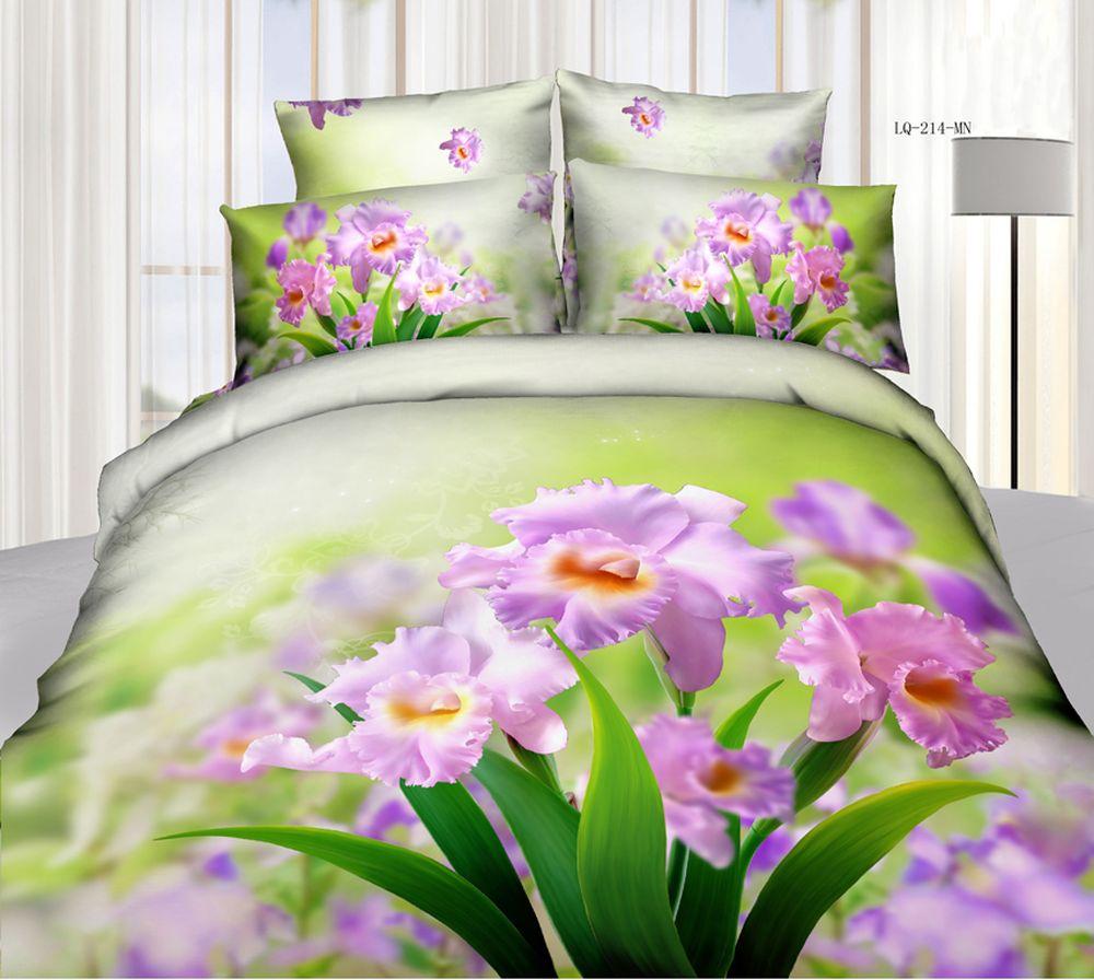Постельное белье Весна 3D (сатин) СемейныйСатин 3D и 5D<br>Это здорово, когда постельное белье, на котором вы спите, очень мягкое и приятное на ощупь, а спать на нем - истинное удовольствие, но когда это постельное белье еще имеет красивую расцветку, нанесенную по технологии 3D, - это в несколько раз лучше!<br>Удостоверьтесь в этом на примере замечательного комплекта постельного белья Весна 3D! Оно сшито из нежнейшего материала - сатина, а рисунок, нанесенный на его поверхность, выглядит очень реалистично, благодаря качественному и аккуратному выполнению.<br>И, знаете, вы будете немало удивлены, когда обнаружите, что этот замечательный комплект постельного белья при всех своих достоинствах имеет такую невысокую цену!<br>1,5 спальный: Пододеяльник 215 х 143-1 шт. Простыня 214 х 150 - 1 шт. Наволочка 70 х 70 - 2 шт.<br>2 спальный: Пододеяльник 215 х 175-1 шт. Простыня 214 х 180 - 1 шт. Наволочка 70 х 70 - 2 шт.<br>Евро-1: Пододеяльник 215х200-1шт Простыня 214х 240-1шт Наволочка 70х70 -2шт.<br>Семейный: Пододеяльник 215х143-2шт Простыня 214 х 240-1 шт. Наволочка 70х70 -2 шт. Размер: Семейный<br><br>Принадлежность: Для дома<br>Плотность КПБ: 120 гр/кв.м<br>Категория КПБ: Цветы и растения<br>По назначению: Повседневные<br>Рисунок наволочек: Расположение элементов расцветки может не совпадать с рисунком на картинке<br>Основной материал: Сатин<br>Вид товара: КПБ<br>Материал: Сатин<br>Сезон: Круглогодичный<br>Плотность: 120 г/кв. м.<br>Состав: 100% хлопок<br>Комплектация КПБ: Пододеяльник, простыня, наволочка<br>Длина: 37<br>Ширина: 28<br>Высота: 9<br>Размер RU: Семейный