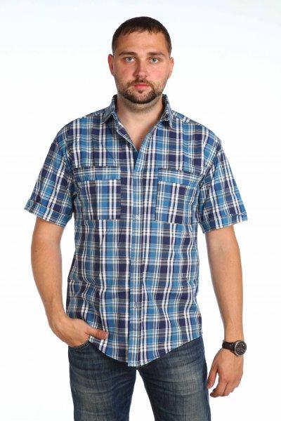 """Рубашка мужская """"Альфред"""" от Grandstock"""