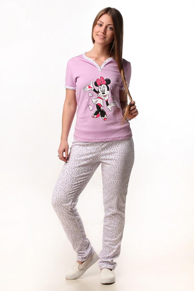Костюм женский КориниЛетние костюмы<br>Предпочитаете романтичные и изящные, женственные вещи? Любите сочетать легкость, красоту, элегантность и игривость? Вам - женский костюм Корини!<br>Интерлок - одна из самых популярных, универсальных, практичных трикотажных тканей. В составе - натуральные хлопковые волокна, абсолютно безвредные даже для детской либо самой чувствительной кожи. Защитная функция материала предотвращает перегрев либо переохлаждение.<br>Нежная и красивая футболка с принтом гармонирует с практичными и удобными брюками. Все это - костюм Корини, который уверенно займет заслуженное место в повседневном гардеробе.  Размер: 54<br><br>Принадлежность: Женская одежда<br>Комплектация: Брюки, футболка<br>Основной материал: Интерлок<br>Страна - производитель ткани: Россия, г. Иваново<br>Вид товара: Одежда<br>Материал: Интерлок<br>Сезон: Весна - осень<br>Тип застежки: Без застежки<br>Состав: 100% хлопок<br>Длина рукава: Короткий<br>Длина: 19<br>Ширина: 16<br>Высота: 6<br>Размер RU: 54