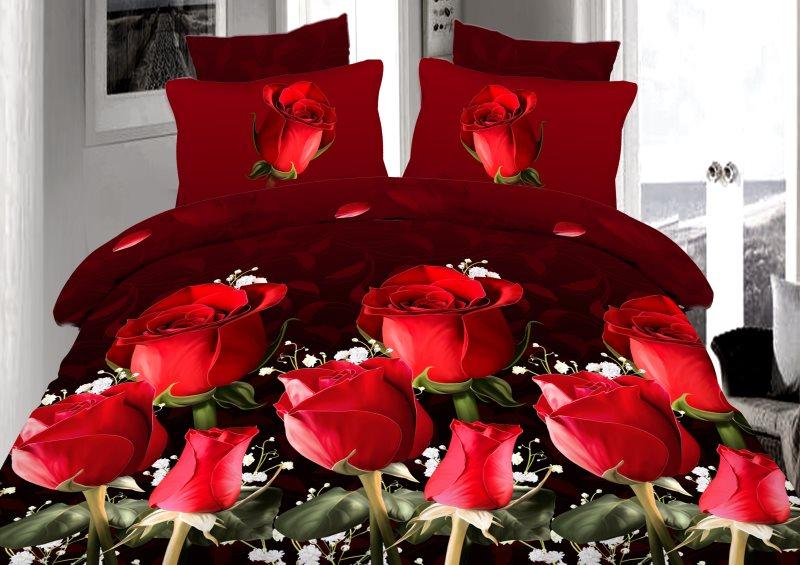 Постельное белье Пасадена 3D (полисатин) 2 спальный с Евро простыней (простыня на резинке)Полисатин<br>Размер: 2 спальный с Евро простыней (простыня на резинке)<br><br>Тип простыни: Без шва<br>Тип пододеяльника: Без шва<br>Принадлежность: Для дома<br>Плотность КПБ: 85 гр/кв.м<br>Категория КПБ: Цветы и растения<br>По назначению: Повседневные<br>Рисунок наволочек: Расположение элементов расцветки может не совпадать с рисунком на картинке<br>Основной материал: Полисатин<br>Страна - производитель ткани: Россия, г. Иваново<br>Вид товара: КПБ<br>Материал: Полисатин<br>Сезон: Круглогодичный<br>Плотность: 85 г/кв. м.<br>Состав: 100% полиэстер<br>Комплектация КПБ: Пододеяльник, простыня, наволочка<br>Длина: 37<br>Ширина: 28<br>Высота: 9<br>Размер RU: 2 спальный с Евро простыней (простыня на резинке)