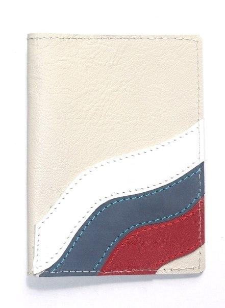 """Обложка на паспорт """"Россия"""" от Grandstock"""