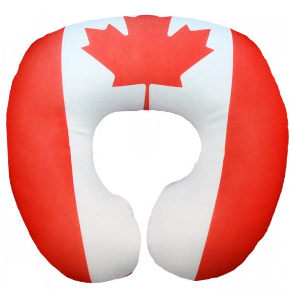 """Подушка под шею """"Канада"""" 35*35 от Grandstock"""