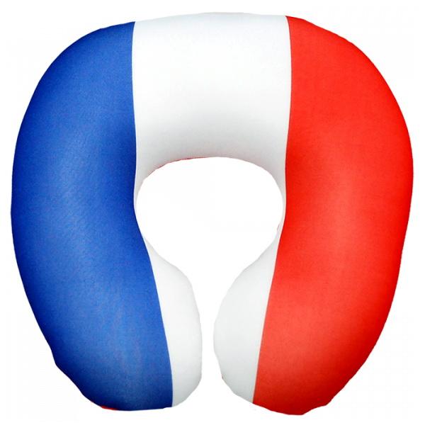 """Подушка под шею """"Франция"""" 35*35 от Grandstock"""