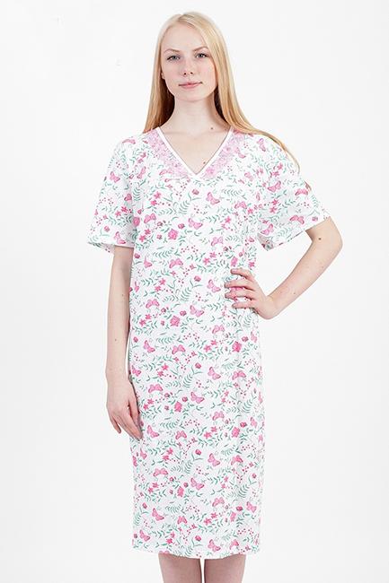 Ночная сорочка СюитаСорочки и ночные рубашки<br>Размер: 56<br><br>Высота: 4<br>Размер RU: 56