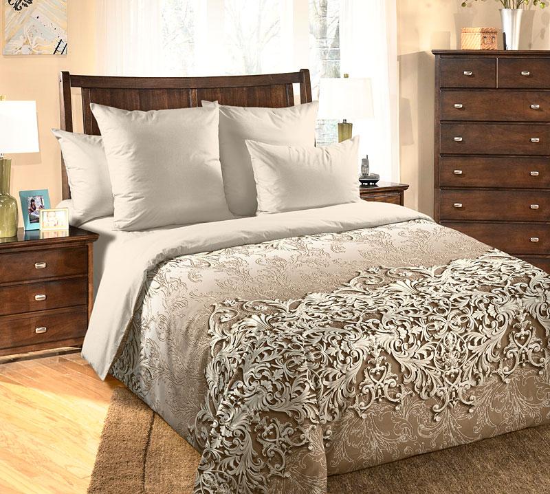 Постельное белье Триумф (перкаль) 2 спальный с Евро простынёйПеркаль<br>Размер: 2 спальный с Евро простынёй<br><br>Высота: 9<br>Размер RU: 2 спальный с Евро простынёй