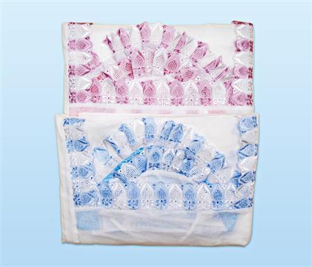 Набор 3 предмета (бязь) 112х145Наборы в кроватку, в коляску<br>Определиться с расцветкой Вы можете здесь<br>Пододеяльник 112х145уголок,чепчик<br><br>Принадлежность: Детская одежда<br>Возраст: Младенец (0-12 месяцев)<br>Пол: Унисекс<br>Основной материал: Бязь<br>Страна - производитель ткани: Россия, г. Иваново<br>Вид товара: Детская одежда<br>Материал: Бязь<br>Состав: 100% хлопок<br>Длина: 35<br>Ширина: 23<br>Высота: 9