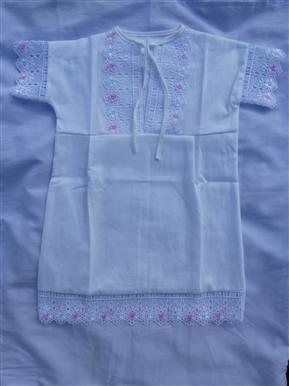 """Рубашка крестильная """"Одуванчик"""" (бязь) <Свойства не назначены> от Grandstock"""