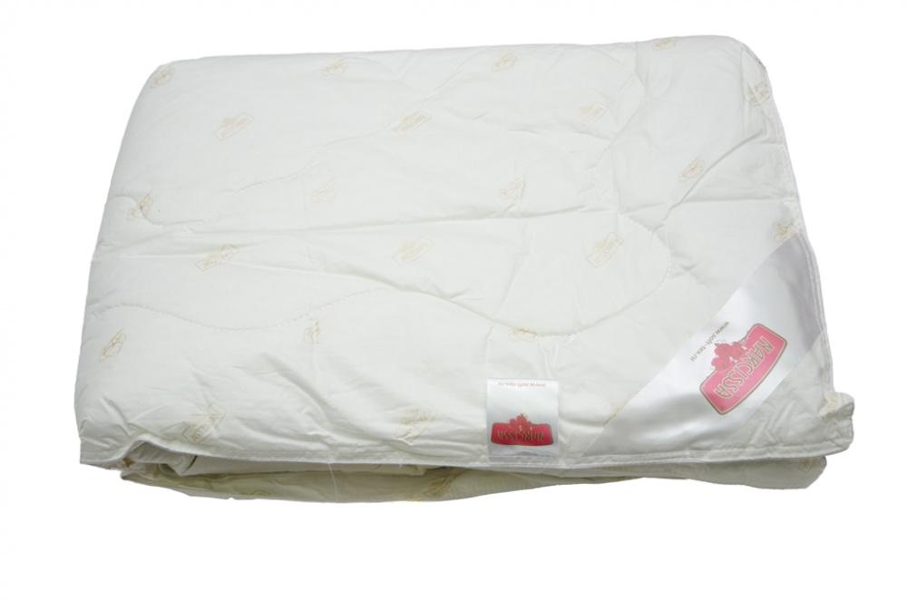 """Одеяло зимнее """"Атлантика"""" (хлопковое волокно, тик) 1,5 спальный (140*205) от Grandstock"""