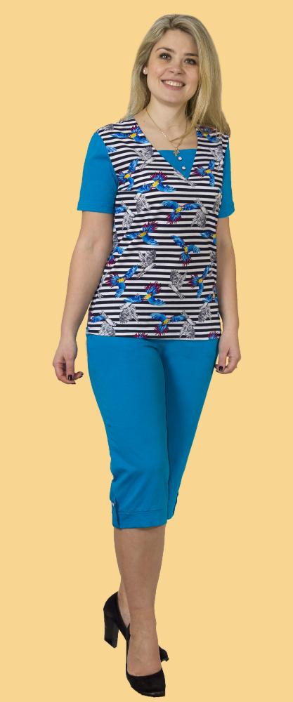 Костюм женский ВендиЛетние костюмы<br>Размер: 44<br><br>Высота: 6<br>Размер RU: 44