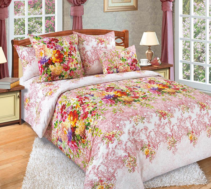 Постельное белье Эликсир (бязь) 2 спальныйПРЕМИУМ<br>Размер: 2 спальный<br><br>Высота: 8<br>Размер RU: 2 спальный