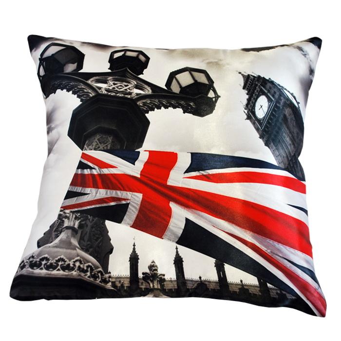 """Декоративная подушка """"Британия"""" 35*35"""