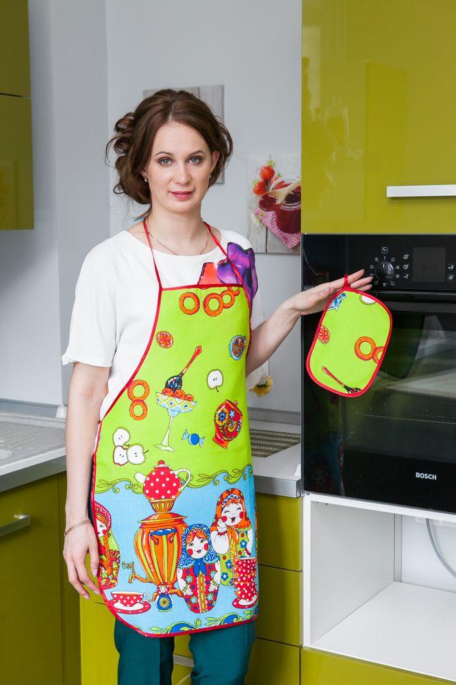 "Набор кухонный ""У самовара"""