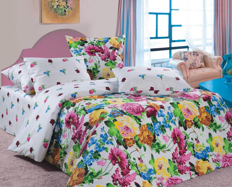 Постельное белье Мальме (бязь) 2 спальныйПРЕМИУМ<br>Размер: 2 спальный<br><br>Тип простыни: Без шва<br>Тип пододеяльника: Без шва<br>Принадлежность: Для дома<br>Плотность КПБ: 120 гр/кв.м<br>Категория КПБ: Цветы и растения<br>Рисунок наволочек: Расположение элементов расцветки может не совпадать с рисунком на картинке<br>Основной материал: Бязь<br>Страна - производитель ткани: Россия, г. Иваново<br>Вид товара: КПБ<br>Материал: Бязь<br>Сезон: Круглогодичный<br>Плотность: 120 г/кв. м.<br>Состав: 100% хлопок<br>Комплектация КПБ: Пододеяльник, простыня, наволочка<br>Длина: 37<br>Ширина: 27<br>Высота: 8<br>Размер RU: 2 спальный