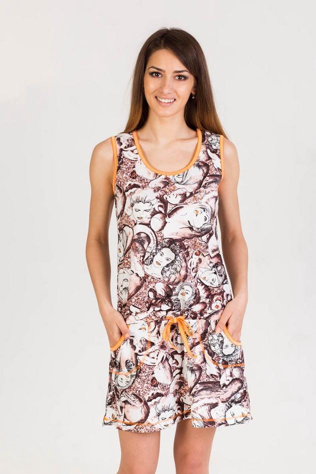 Туника женская ЛаймаТуники<br>Размер: 44<br><br>Принадлежность: Женская одежда<br>Основной материал: Кулирка<br>Вид товара: Одежда<br>Материал: Кулирка<br>Длина: 18<br>Ширина: 12<br>Высота: 7<br>Размер RU: 44